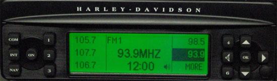 harman kardon harley davidson radio manual